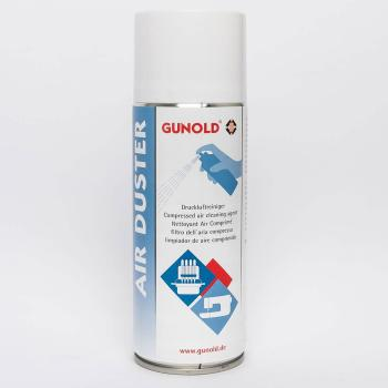 GUNOLD® Air Duster, Druckluftspray, Dose 400 ml